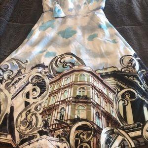 NWT Moulinette Soeurs Cityscape Dress Size 0.